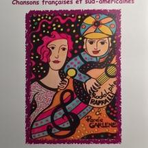 GARIFALI / JAZZ MANOUCHE & CHANSONS