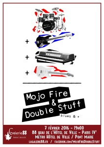 BLUES 07/02 MOJO FIRE & DOUBLE STUFF
