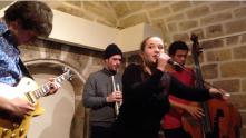 Oona's quartet mars2015