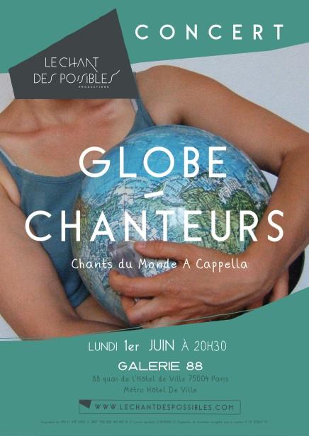 Globe Chanteurs, Le Chant Des Possibles