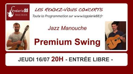 Jazz Manouche Premium Swing