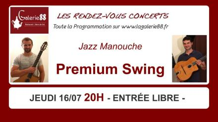 Jazz Manouche Premium Swing
