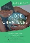 Globe Chanteurs