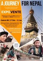 EXPO JOURNEY FOR NEPAL