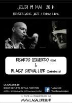 Ricardo Izquierdo & Blaise Chevallier 19mai