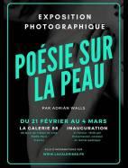 EXPO PHOTO ET POÉSIE, DU 21 FÉVRIER AU 4 MARS
